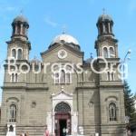 Катедралната църква Св. Св. Кирил и Методий, Бургас
