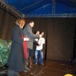 Снимки, Нова година в Бургас, площад Тройката