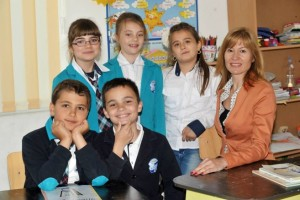 Училище в Бургас