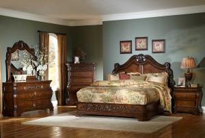 Екзотична спалння